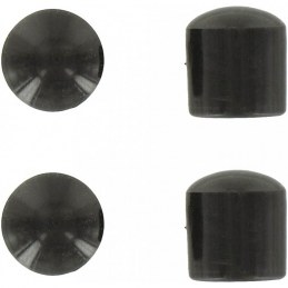 Embout plastique enveloppant - Ø 18 mm - PVM