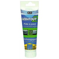 Pate à joint - Etanchéite eau potable raccord métal Geb - Tube 125 ml