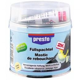 Mastic de rebouchage polyester - 1000 Grs - PRESTO