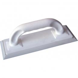 Taloche de carreleur - A jointer - 250 mm - Semelle blanche - OUTIBAT