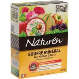 Souffre minéral pour lutter contres les maladies - 750 Grs - NATUREN