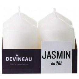 Bougie parfumée - Pot en verre - Jasmin du nil - DEVINEAU