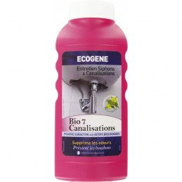Entretien canalisations - Bio 7 - 500 gr - ECOGENE