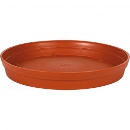 Soucoupe Toscane - Potiron - Diamètre 28 cm pour pot de 23 L- EDA