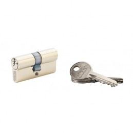 Cylindre double en laiton - 35 x 35 mm - PVM