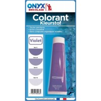 "Colorant universel ""Colortech"" - Violet - 60 ml - ONYX"