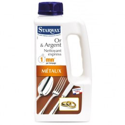 Nettoyant Express Argent-Or 1L - STARWAX