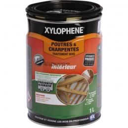 Traitement Poutres et charpentes - Préventif et curatif - 1 L - XYLOPHENE