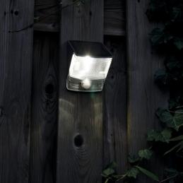 Applique solaire avec détecteur de mouvement - LED - RANEX