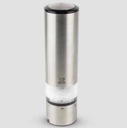 Moulin à sel électrique u'Select en inox - 20 cm - Elis Sense - PEUGEOT