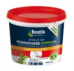 Enduit de rebouchage Express en pâte - 700 ml - BOSTIK