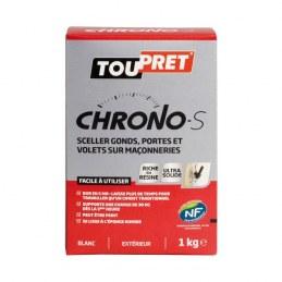 Enduit de scellement rapide e- Chrono - 1 Kg - TOUPRET
