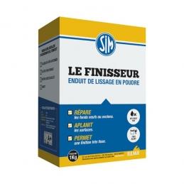 Enduit de lissage intérieur en poudre - Le Finisseur - 1 Kg - SIM
