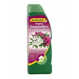 Engrais liquide Bougainvilliers et Lauriers Roses - 500 ml - ALGOFLASH
