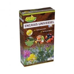 Engrais universel UAB - organo minéral - 1 Kg - STAR