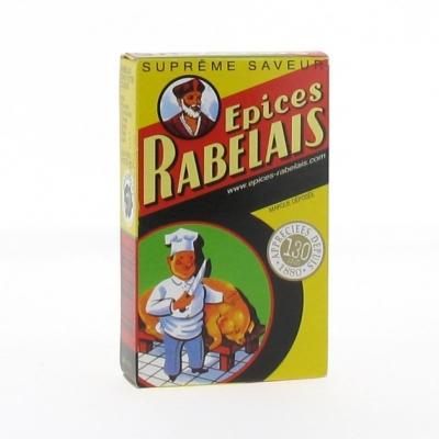 Épices Rabelais - Mélange d'épices - 50 Grs