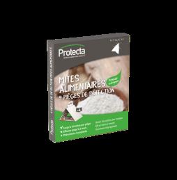 4 pièges pour mites alimentaires - Mit'Clac - PROTECTA