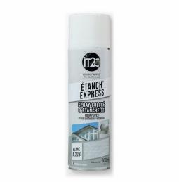 Spray d'étanchéité liquide - Blanc - 500 ml - IT2C