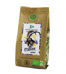 Café Bio moulu - Ethiopie - 125 Grs - MAISON TAILLEFER