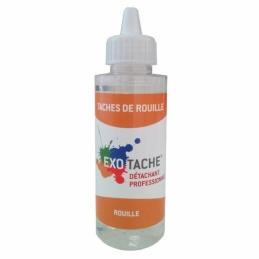 Détachant professionnel - Tâches de rouille - 108 ml - EXO TACHES