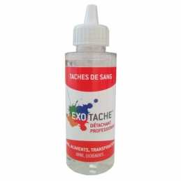 Détachant professionnel - Tâches de sang- 108 ml - EXO TACHES