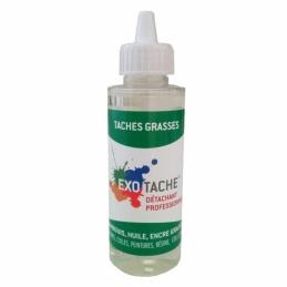 Détachant professionnel - Tâches Grasses - 108 ml - EXO TACHES