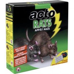 Raticide - Appât Maïs - 140 Grs - ACTO