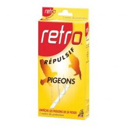 Répulsif pigeons - 6 bandes - ACTO
