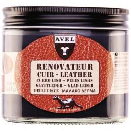 Baume rénovateur pour le cuir - Bleu marine - 250 ml - AVEL