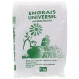 Engrais universel en granulés - 1 Kg - FLORENDI