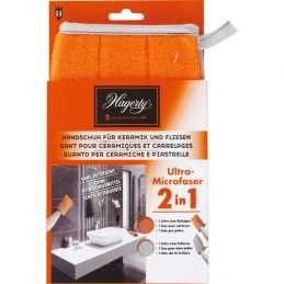 Gants en microfibre pour céramique et carrelages - HAGERTY