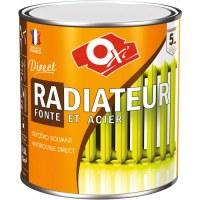 Peinture antirouille - Radiateur Fonte et acier - 0.5 L - OXY