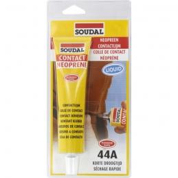 Colle Néoprène liquide 44A - Séchage rapide - 125 ml - SOUDAL