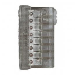 Borne de connexion sans vis Nylbloc - 8 fils - 24 A - Lot de 3 - LEGRAND