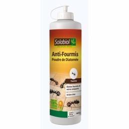 Anti-fourmis - Poudre de diatomée - 100 Grs - SOLABIOL