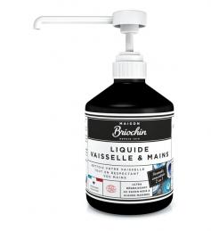 Liquide vaisselle et mains - 500 ml - BRIONCHIN