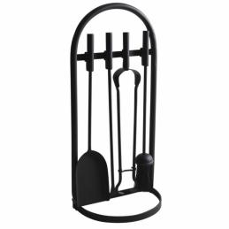 Valet de cheminée - 4 accessoires - AUBRY GASPARD