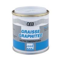 Graisse graphite Industrie - 200 Grs - GEB