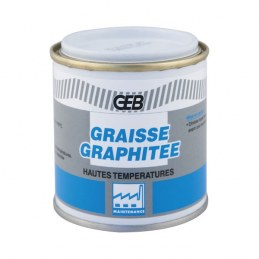 Graisse graphite Industrie - 200 Grs - GEB