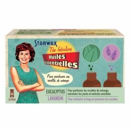 Coffret d'huiles essentielles Eucalyptus / Lavandin - The Fabulous - STARWAX
