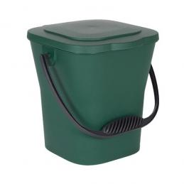 Seau à compost - 6 L - Vert - EDA