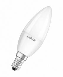 Ampoule LED flamme - Led star classic - B 40 - 5.7 Watts - E14 - OSRAM