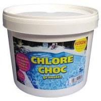 ECOGENE CHLORE CHOC GRANULES 5KG 003491