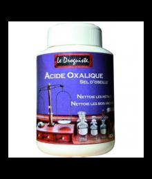 Acide Oxalique - 400 Grs - LE DROGUISTE