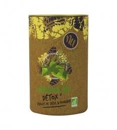 Infusion Bio - Detox - Cassis & Romarin - MAISON TAILLEFER