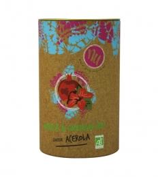 Infusion Bio - Hibiscus grenade - Acerola - MAISON TAILLEFER
