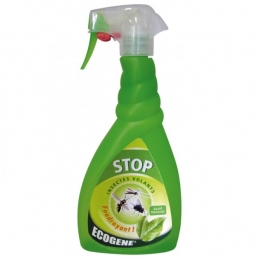 Stop insectes volants - Foudroyant - Insecticide naturel - 500 ml - ECOGENE