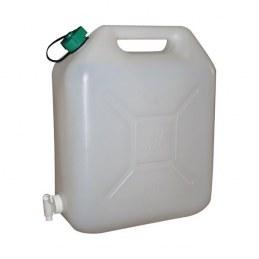 Jerrican alimentaire à robinet - 20 L - EDA
