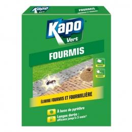 Anti-fourmis et fourmilières en granulés - Pyrètre - 200 Grs - KAPO VERT