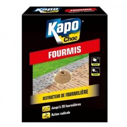 Anti-fourmis - Destructeur de fourmilière - Action radicale - 400 Grs - KAPO CHOC